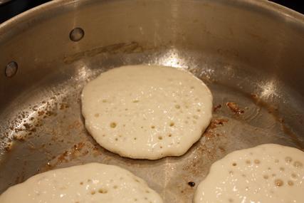Pancakes Cooking, 2